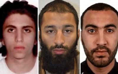 Terroristen Namen
