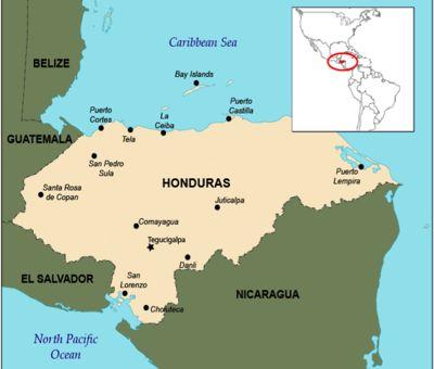 Honduras. América Central