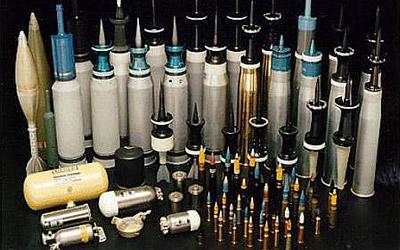 Las tropas de la OTAN disponen de municiones de uranio empobrecido