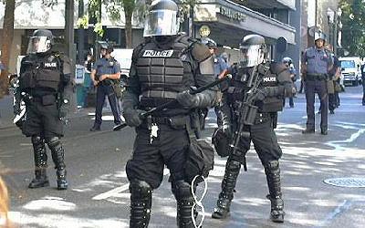 La represión política en EEUU
