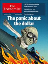 Pánico alrededor del dolar