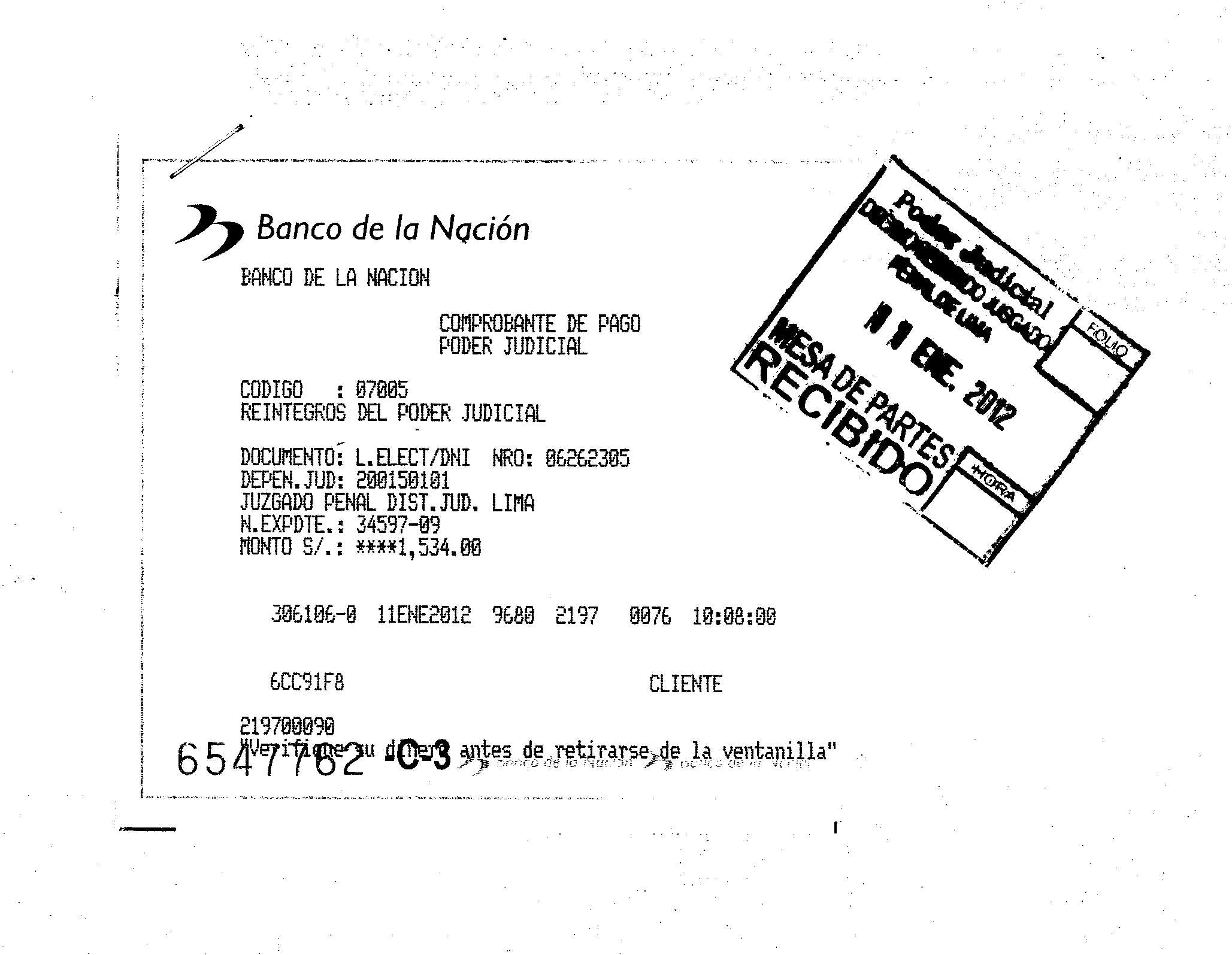 codigo contencioso administrativo nacional: