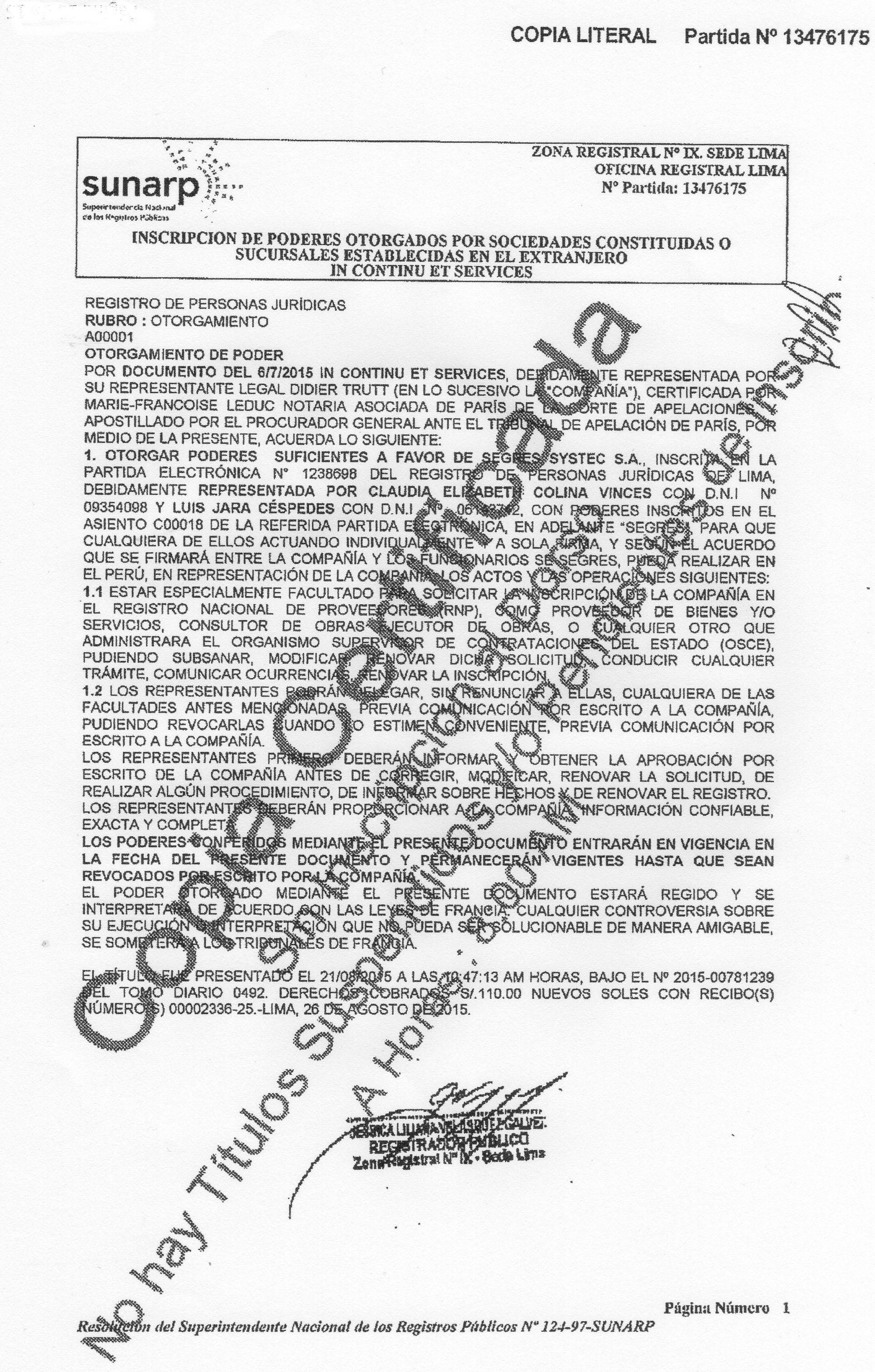 Cuestionados capturan pasaporte electrónico, por Herbert Mujica Rojas