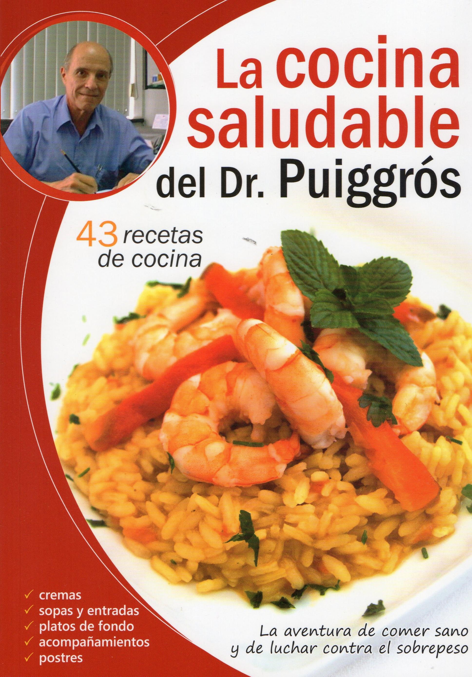 La cocina saludable del Dr. Puiggrós, por Alfonso Puiggrós Planas