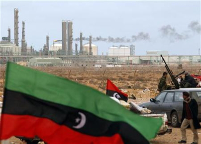 Disaster capitalism swoops over Libya, by Pepe Escobar