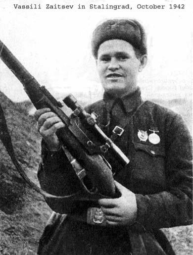 Francotirador(sniper)