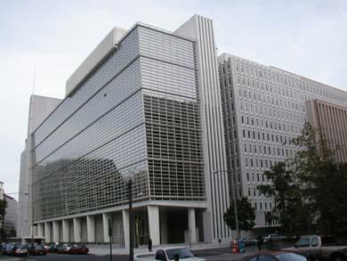 La sede del banco mundial