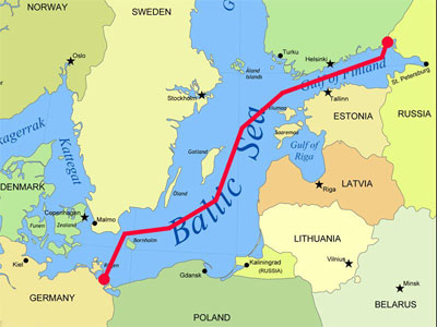 Us Germany On A Collision Course Over Us Sanctions Targeted At The Russian Nord Stream 2 Pipeline