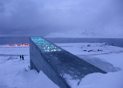 Doomsday Seed Vault In The Arctic By F William Engdahl