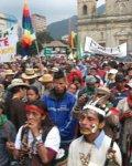Gobierno de Álvaro Uribe asesina a un dirigente indígena