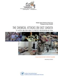 ISTEAMS report on Syria CW attack