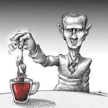 Manque pas d'air : Bachar Al-Assad promulgue une loi sur les OGM en plein conflit