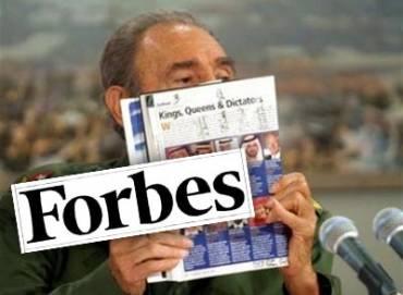 F I D E L - C A S T R O - tiene mas dinero que George Bush Arton139823-9bc74