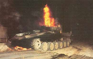 Resultado de imagen de kornet  perforar el blindaje de un carro Merkava israelí,