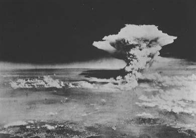 Por que se creó la bomba atómica