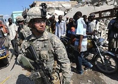 Resultado de imagen para eeuu ayuda humanitaria en haiti