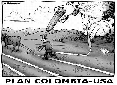 Necedad yanqui contra Colombia y Ecuador, por Tribunal
