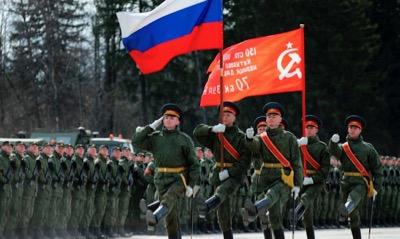 La Giornata Della Vittoria Russa O La Storia Della Seconda