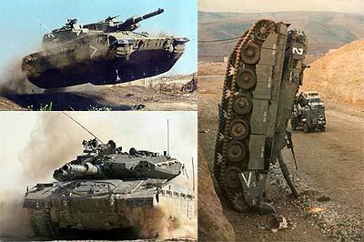 טנק מרכבה ככה צהל שיקר לחיילים ושלח אותם למותם בלבנון  Merkava-400-ff390