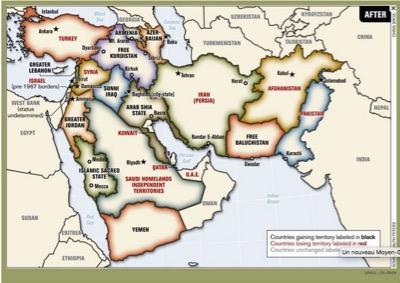 The Rumsfeld/Cebrowski doctrine, by Thierry Meyssan