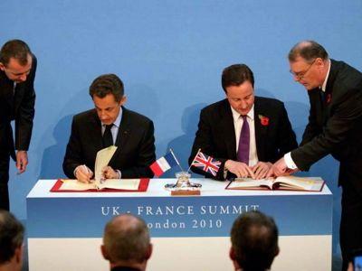 D claration franco britannique sur la coop ration de for Chambre de commerce franco britannique londres