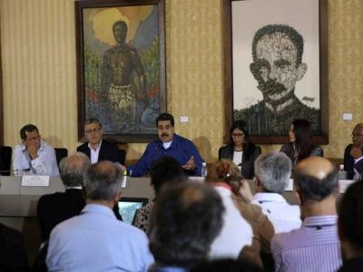 Se viene la primavera arabe en Venezuela