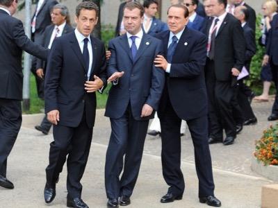 Der G7-Heuchlergipfel