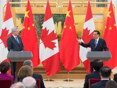 Canadá: el «caballo de Troya» de China