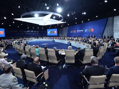 The Splintering of NATO will Reshuffle world geo-politics