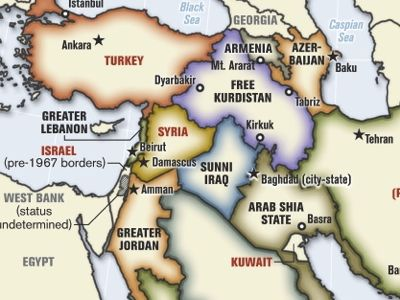 Image result for colonel ralph Peters map