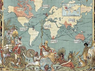 Die Wieder-Kolonisierung