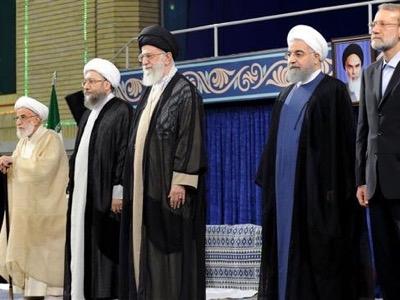 Der in die Enge getriebene Iran