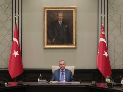 Die Türkei wird sich weder auf die NATO noch auf die OKVS ausrichten