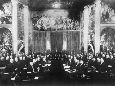 The International Peace Conference of 1899. It took more than a century to understand its implications.