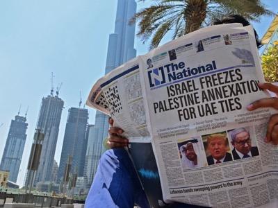 Emiratin lehdistö kertoo eri version tapahtumista kuin Israelin. Kummallakaan ei ole kiinnostusta kertoa asiasta rehellisesti.