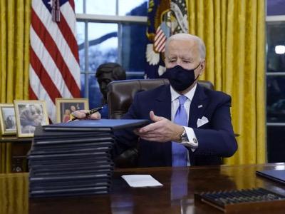Joe Bidens ehrgeizige Reformen