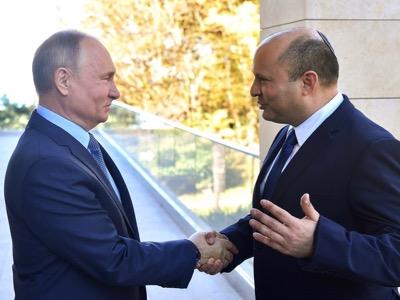 Russland bereitet sich vor, den Vorhang zu heben