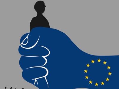 Die Europäische Union, auf kurze und auf lange Sicht