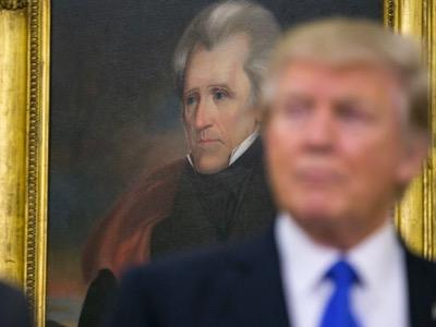 Der Bürgerkrieg wird unvermeidlich in den USA