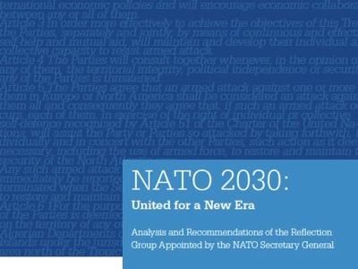 Die Zukunft, was die NATO für 2030 vorbereitet