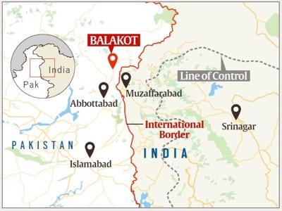 Balakot Airstrike – Forensic Satellite Imagery Analysis, by