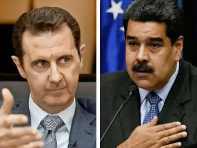 La unión nacional en Siria y en Venezuela: por Thierry Meyssan