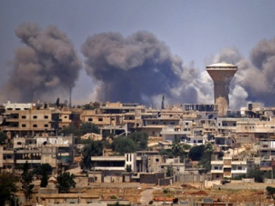 Assad's forces retake Daraa, birthplace of Syria's uprising