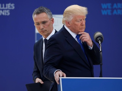 Donald Trump prétend à tort que son père est né en Allemagne