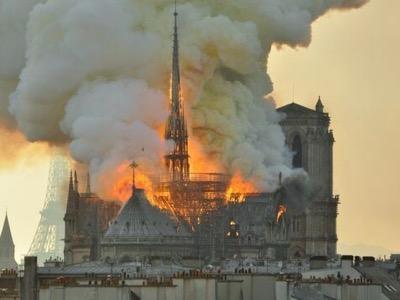 Das versteckte Streitobjekt bei der Wiederherstellung von Notre-Dame
