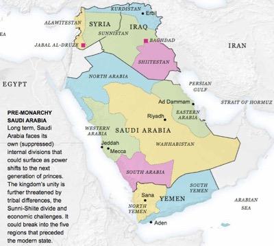 تركيا أم السعودية بقلم تييري ميسان
