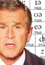 A Bush le transcriben nombres extranjeros, afirma The Times